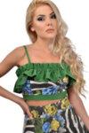 Комплект пола и бюстие Green Fancy